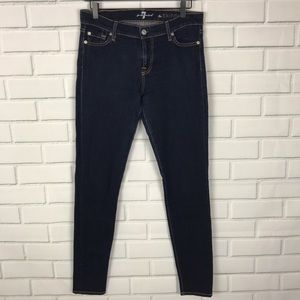 """7 for all mankind """"the skinny"""" jean